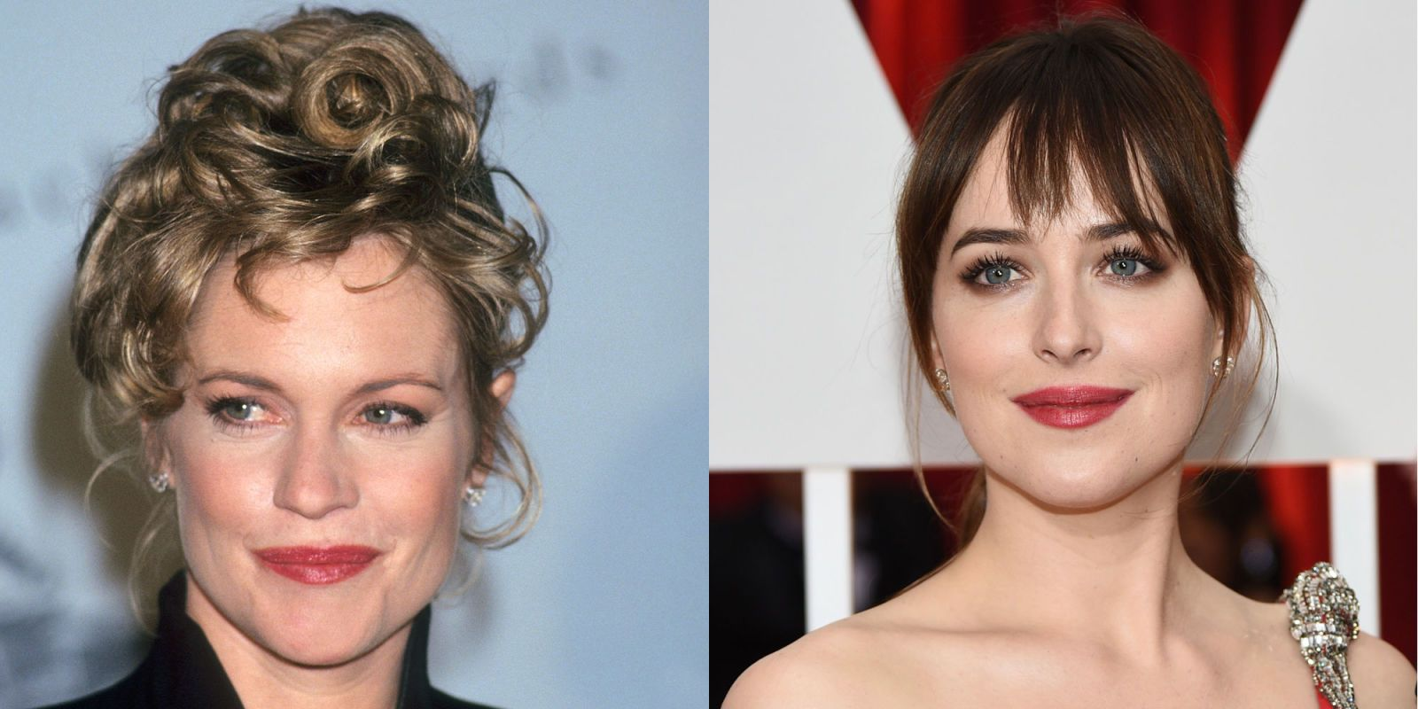 8 Celebrities Who Look Just Like Their Moms  - MarieClaire.com