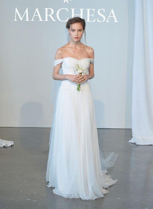 Grace Kelly\'s wedding dress inspires Marchesa\'s spring 2015 bridal ...