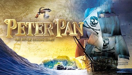 Peter Pan - The Never Ending Story coming to Qatar!