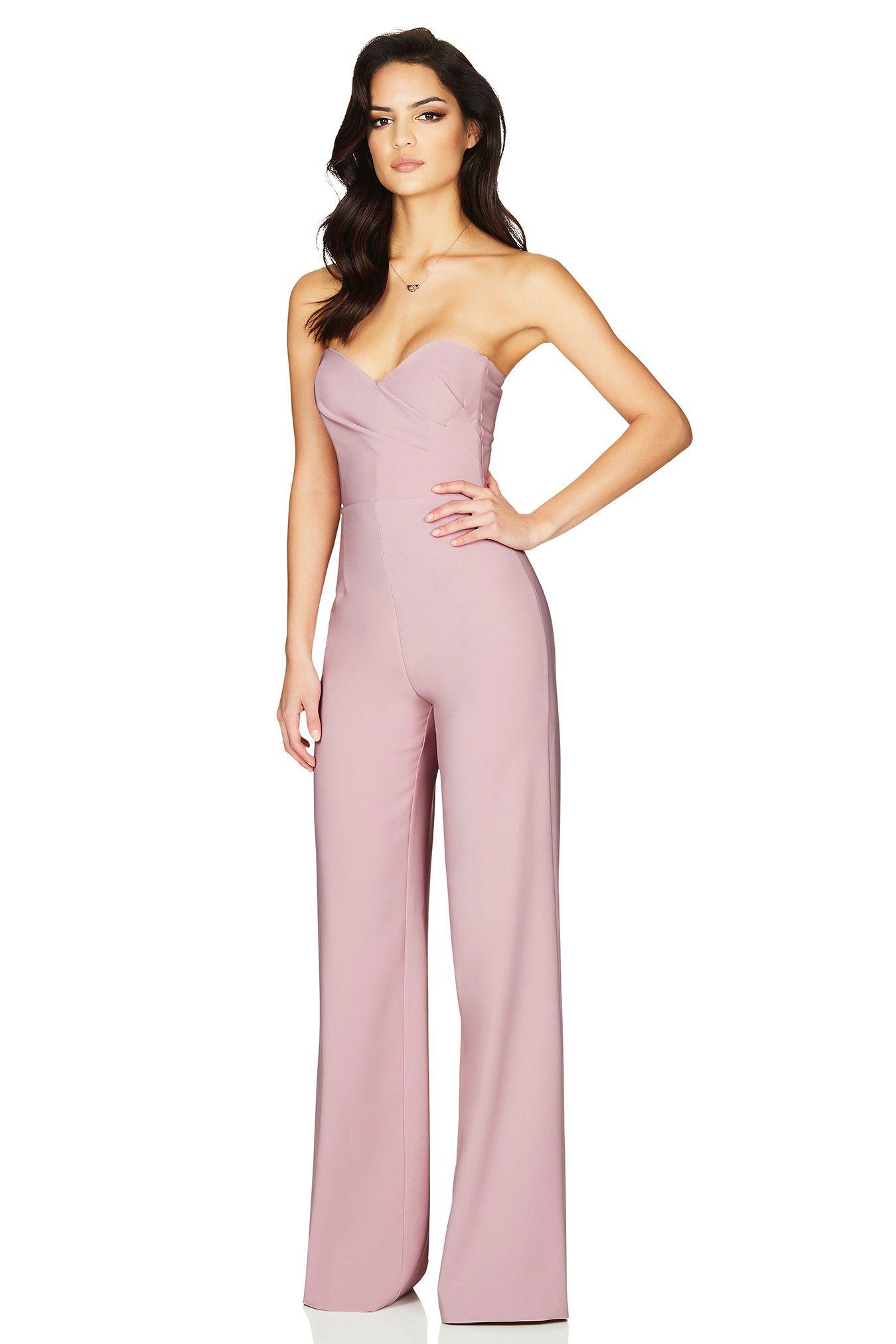 c67ac55c2907 BISOUS JUMPSUIT   Buy Designer Dresses Online at Nookie ...