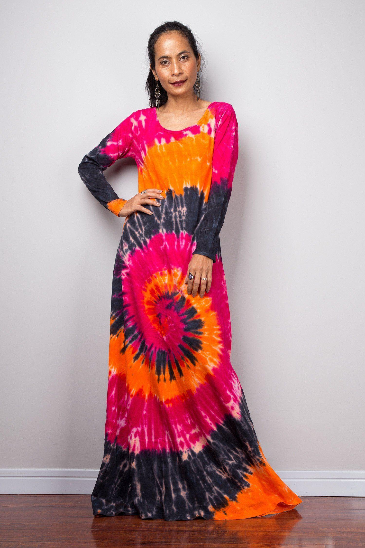 37+ Tie dye dress ideas