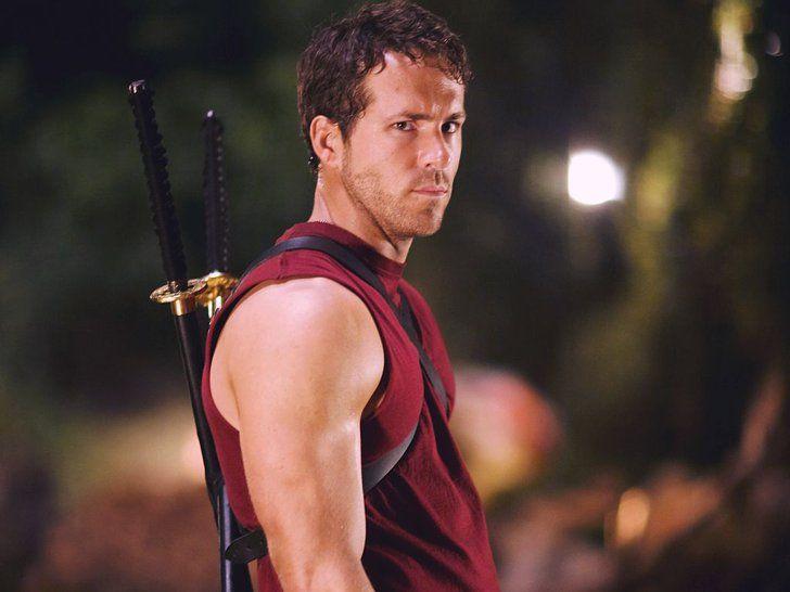 Deadpool In X Men Origins Wolverine Ryan Reynolds Ryan Reynolds Deadpool Blake Lively Ryan Reynolds