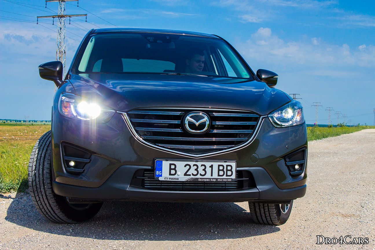 The Tested 2015 Mazda CX5 Impresses Mazda, Automotive