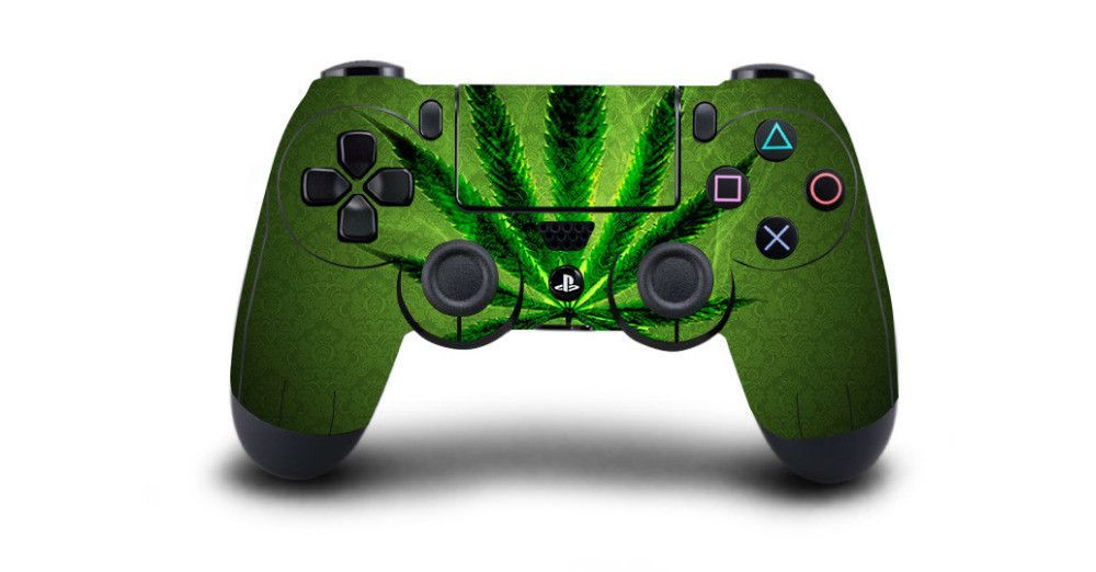 Now available on our store : 420 PlayStation 4... Check it out here! http://gamingfreakz.net/products/1pcs-green-leaf-420-ps4-skin-sticker-decal-vinyl-for-sony-ps4-playstation-4-dualshock-4-controller-sticker?utm_campaign=social_autopilot&utm_source=pin&utm_medium=pin
