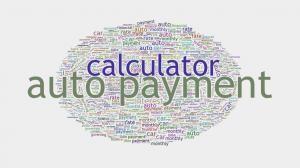 Auto Payment Calculator HttpWwwHowmuchdoiComFinancesAuto