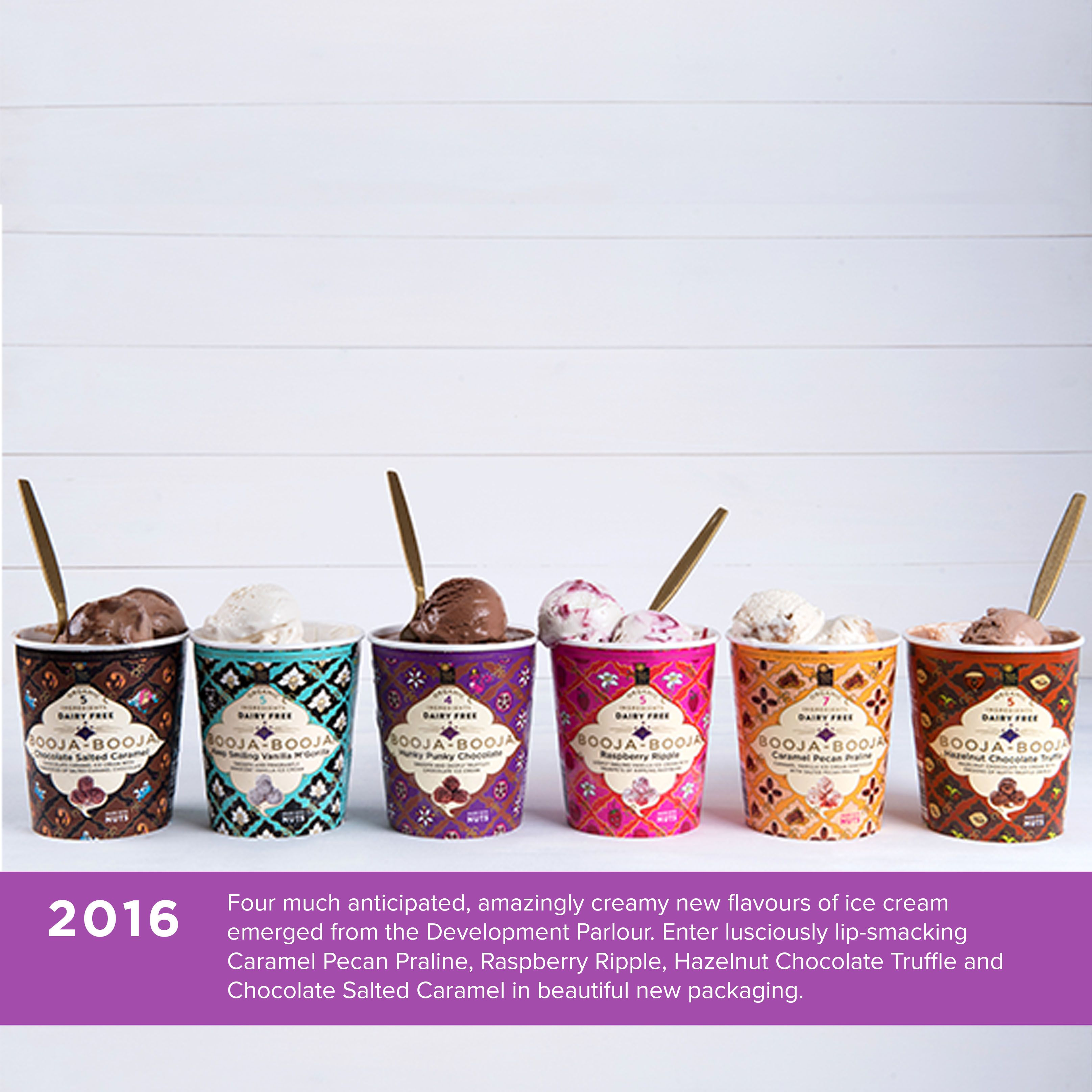 Our Story Booja Booja Ice Cream Flavors Chocolate