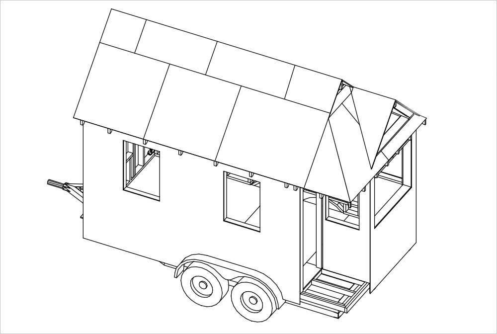 Our Extensive Building Knowledge And Experience Make Tumbleweed Tiny House  Plans The Best In The Industry