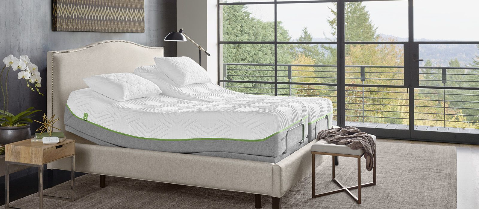 Tempur Pedic Adjustable Foundation King Size Adjustable