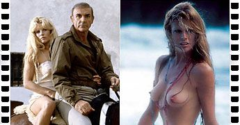 Are Bond girl naked can defined?
