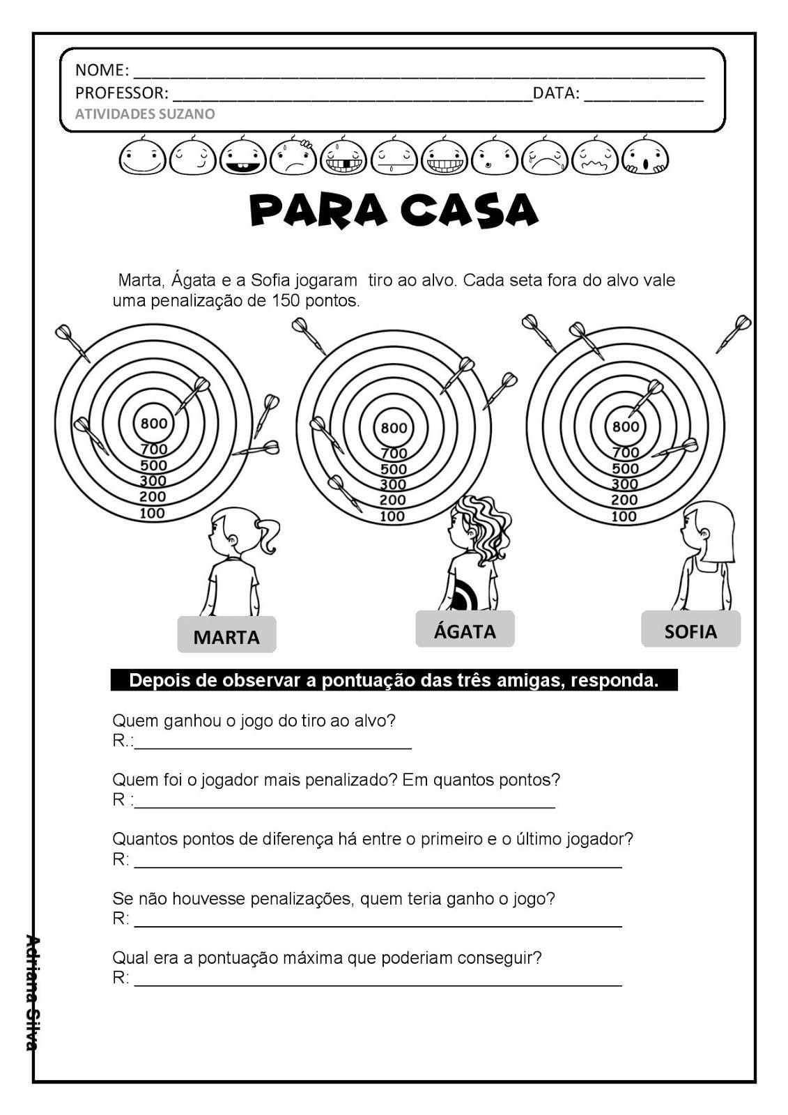 Pin De Petuska Ramos Em Atividade Do Grupo 5 Atividades De