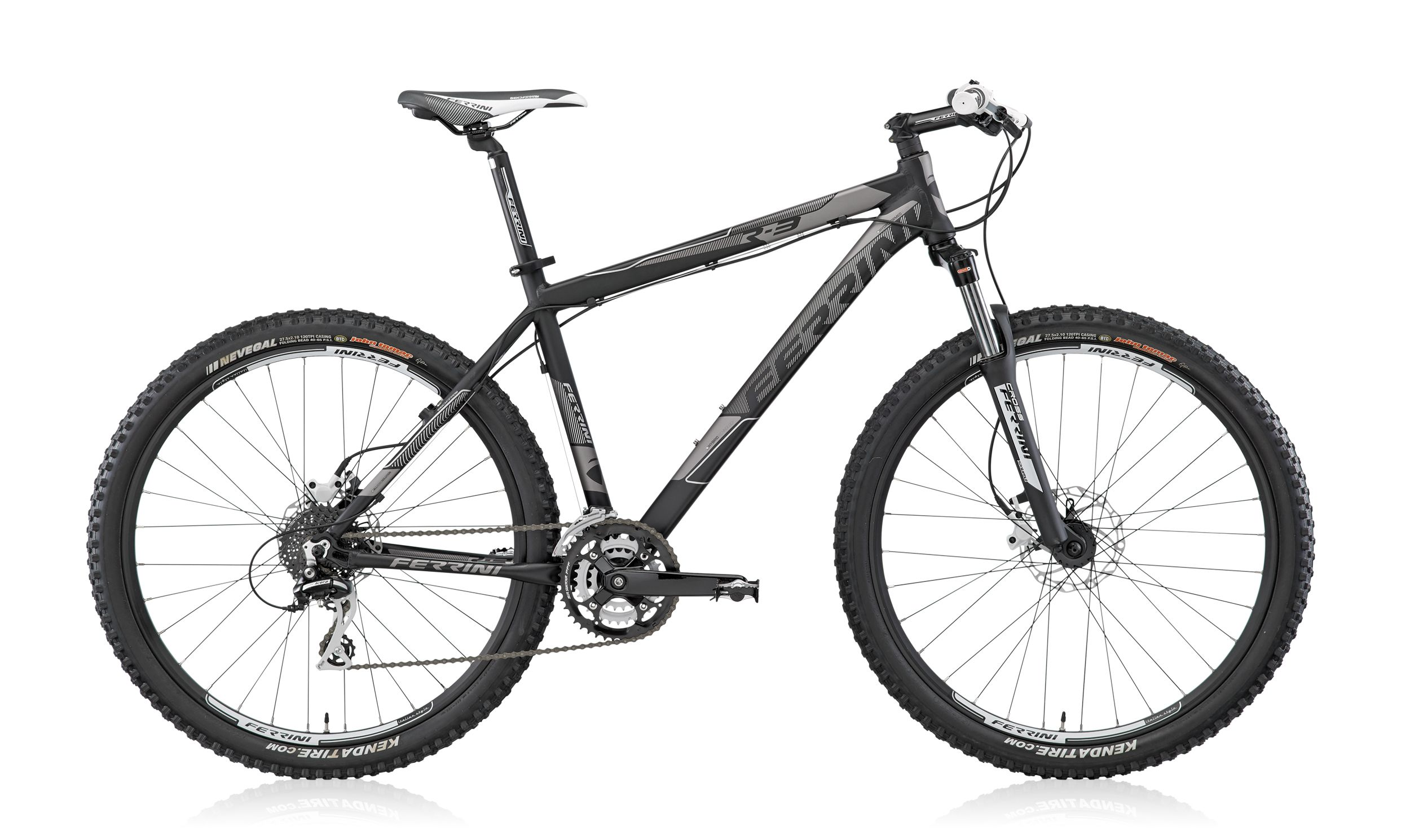 Ferrini R3 27 5 Hdb Acera Mtb Bike Bike Hardtail Mtb