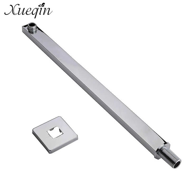 24inch Shower Arm Wall Mounted Square Copper Shower Extension Arm