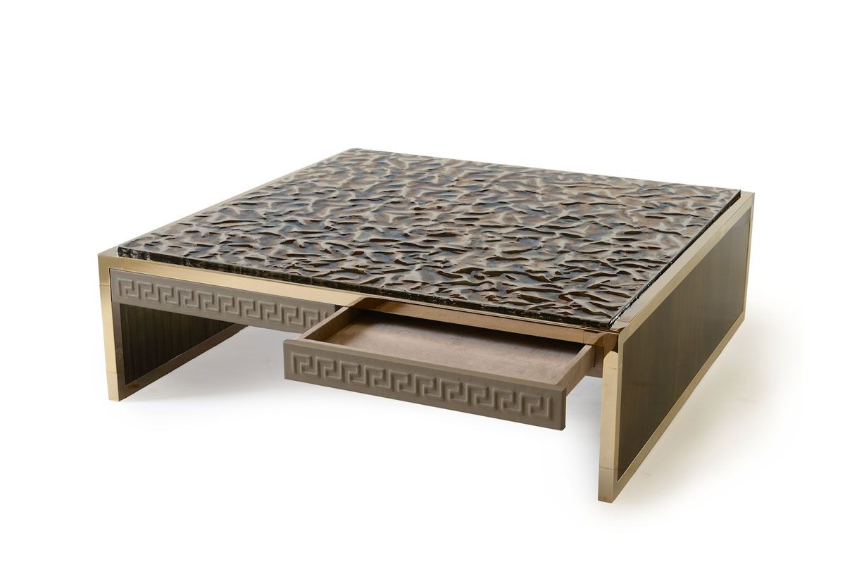 Www Versacehome It Luxury Coffee Table Coffee Table Design
