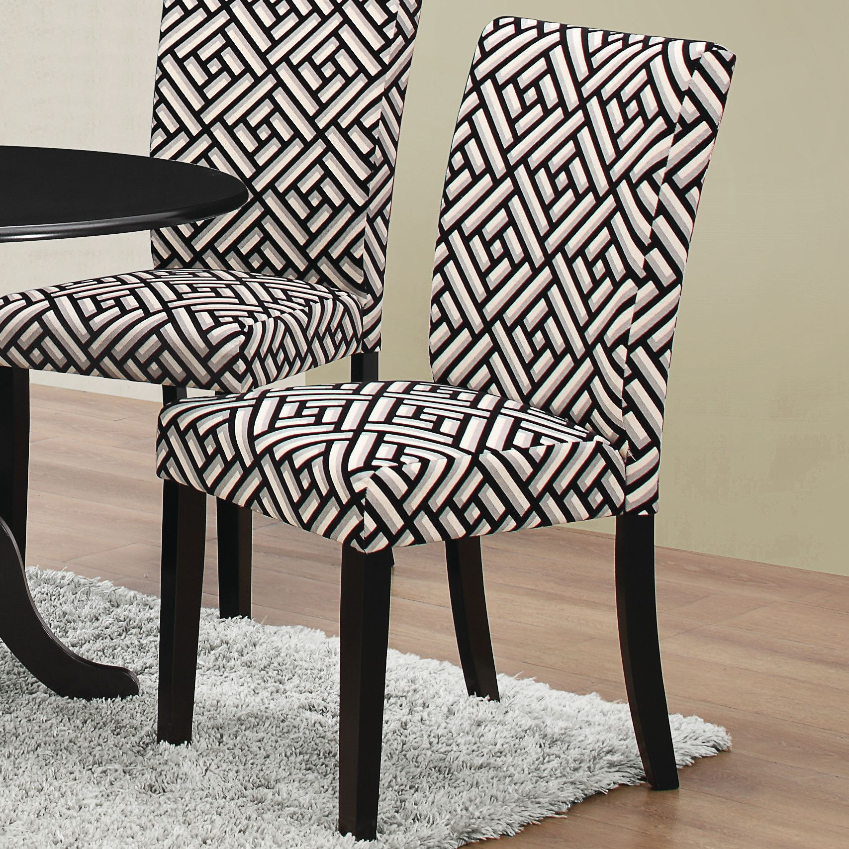 Omie Solid Wood Dining Chair (Set of 2) | Dining chairs ...