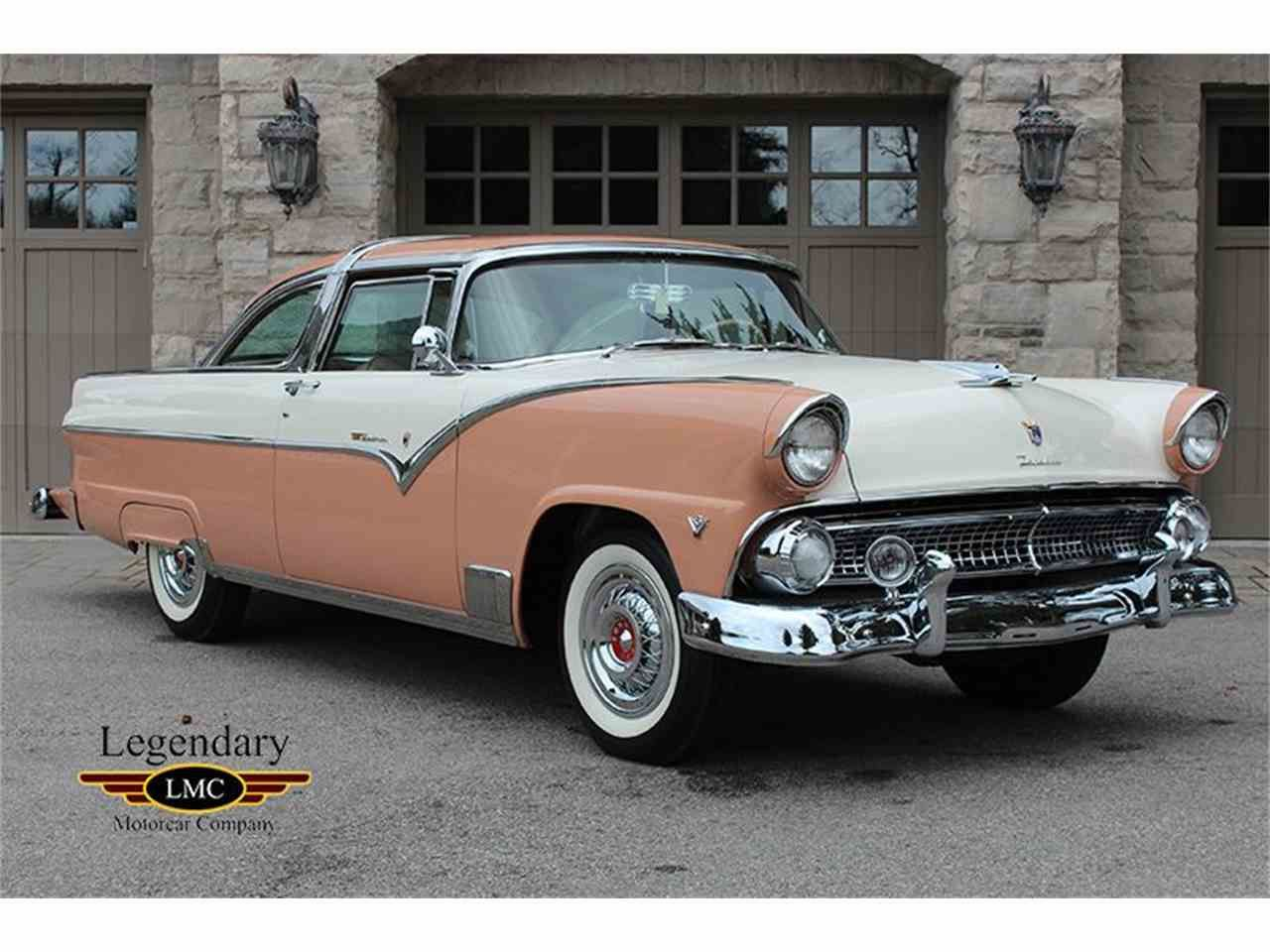 1955 Ford Crown Victoria   Vintage Cars   Pinterest   Ford, Cars ...