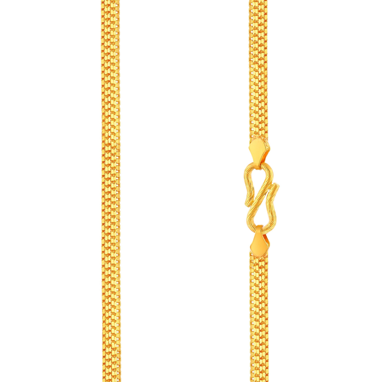 Malabar gold jewellery designs dubai - Buy Malabar Gold Chain For Men Women Online Kalyan Jewellers Gold Necklace Design