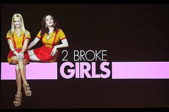 2 Broke Girls.