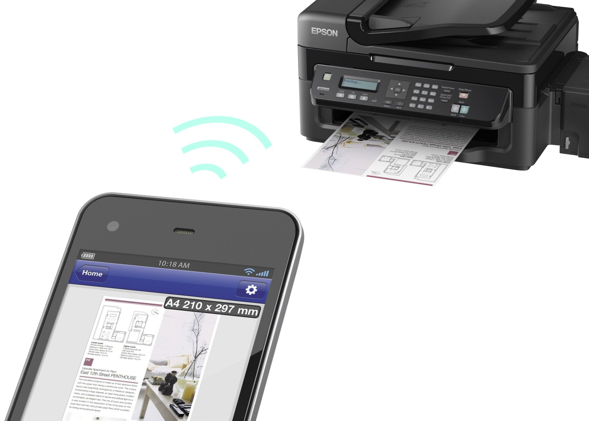 Epson Connect The Latest Addition To Remote Printing