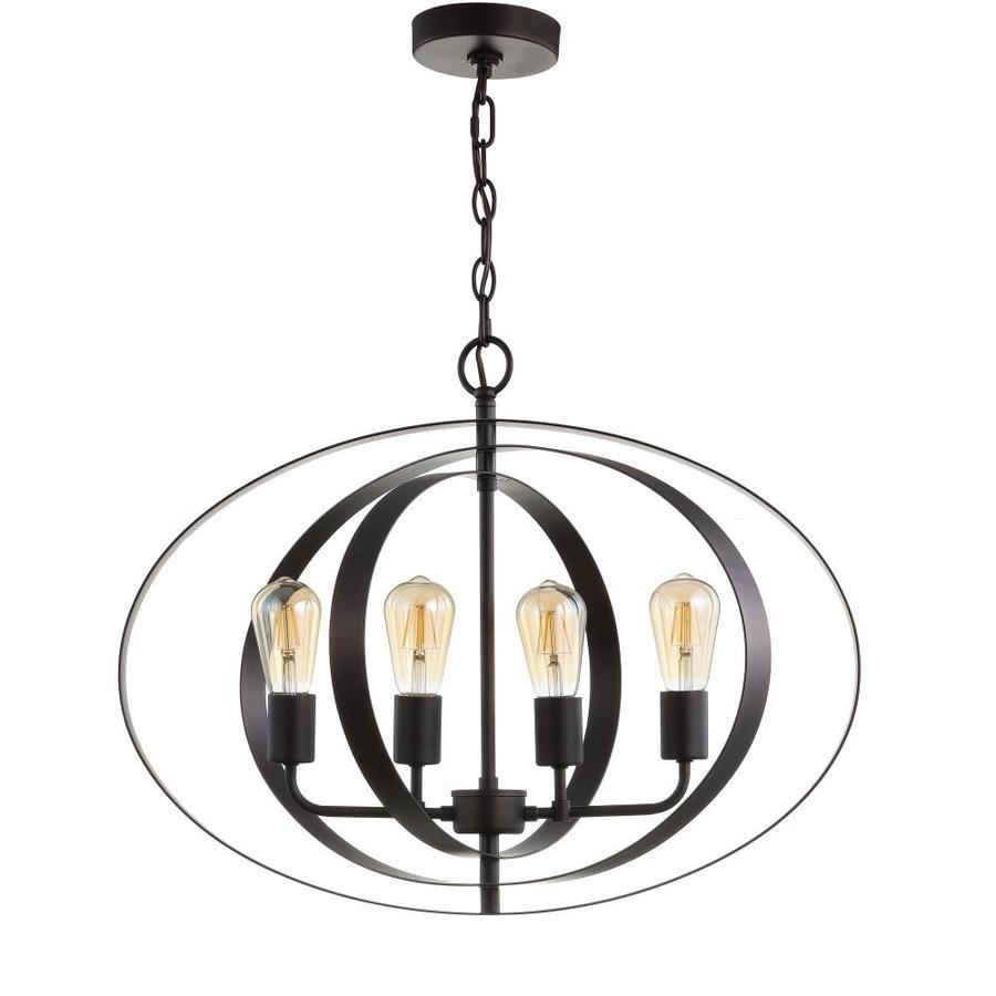 Safavieh Killian Dark Gray Industrial Globe Pendant Light Lowes Com Orb Pendant Light Pendant Light Globe Pendant Light
