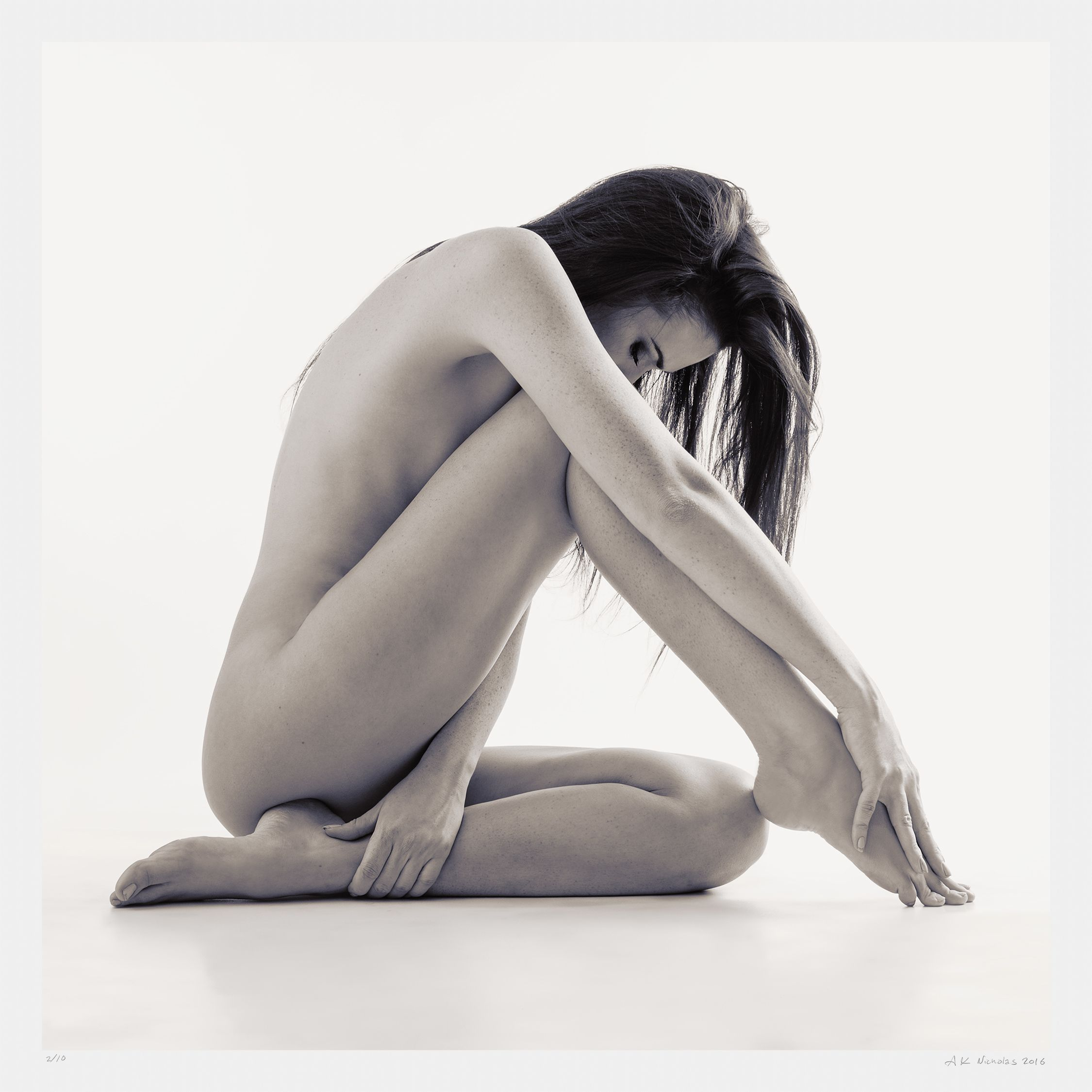 Nude photography line-up