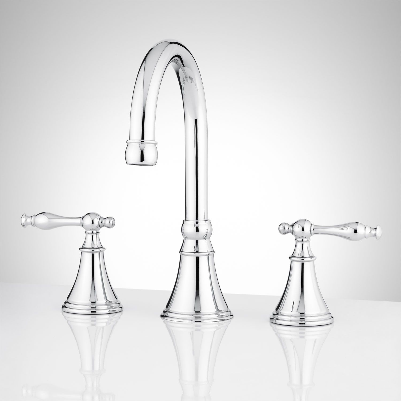 Glasgow Widespread Bathroom Faucet | Widespread bathroom faucet ...