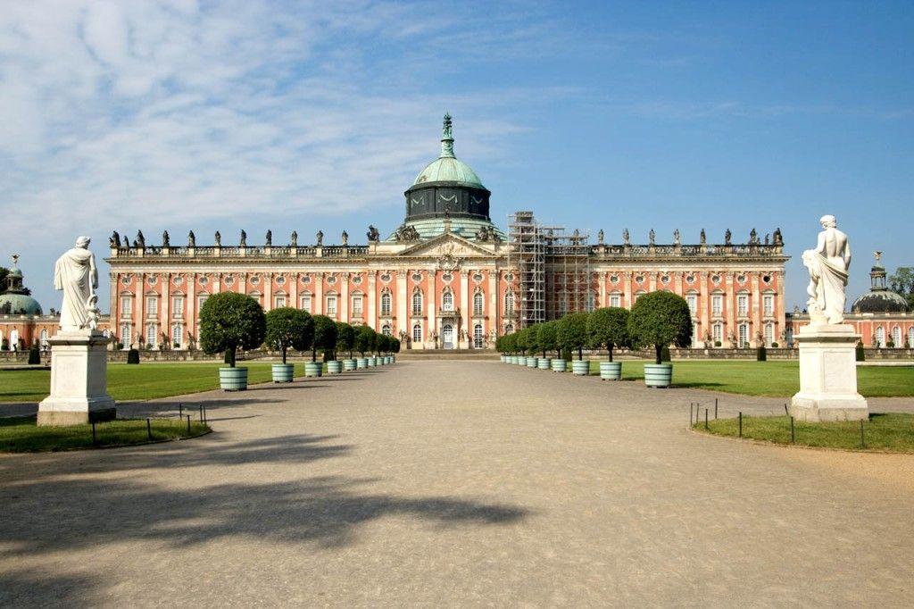 Sanssouci Park Preussische Schlosser Und Garten Berlin Brandenburg Germany Berlin Tourism New Palace Germany Travel