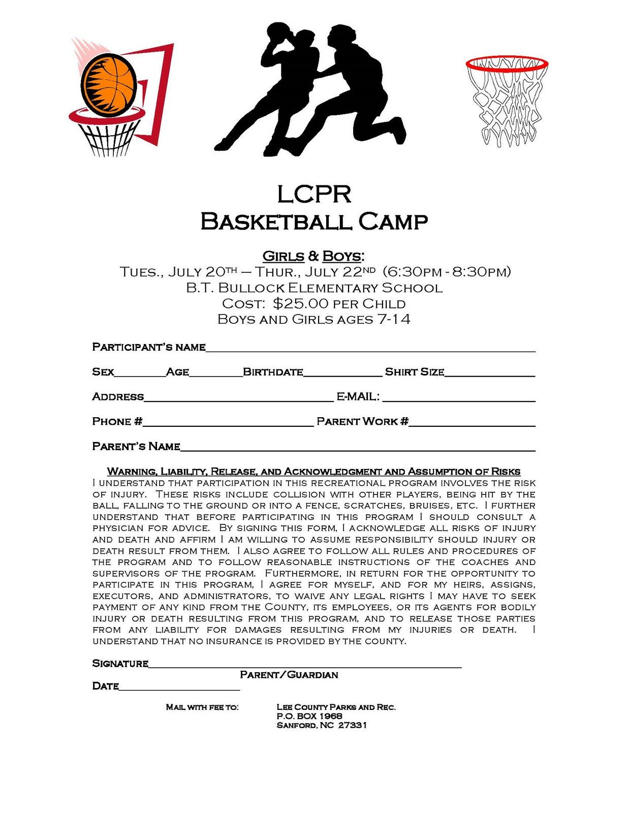 26 Images Of 3 X 3 Basketball Registration Form Template With