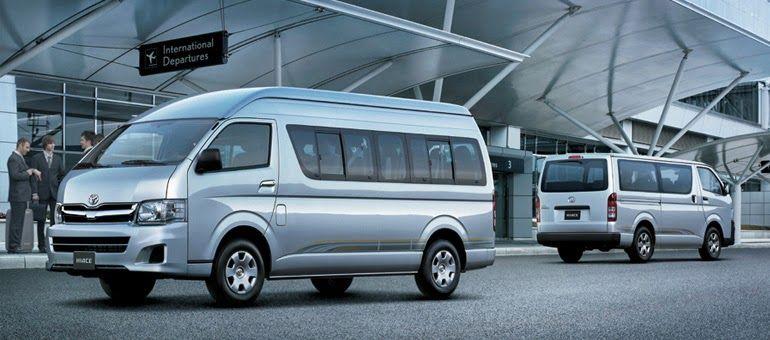 Van For Hire Singapore Toyota hiace, Toyota van, Best