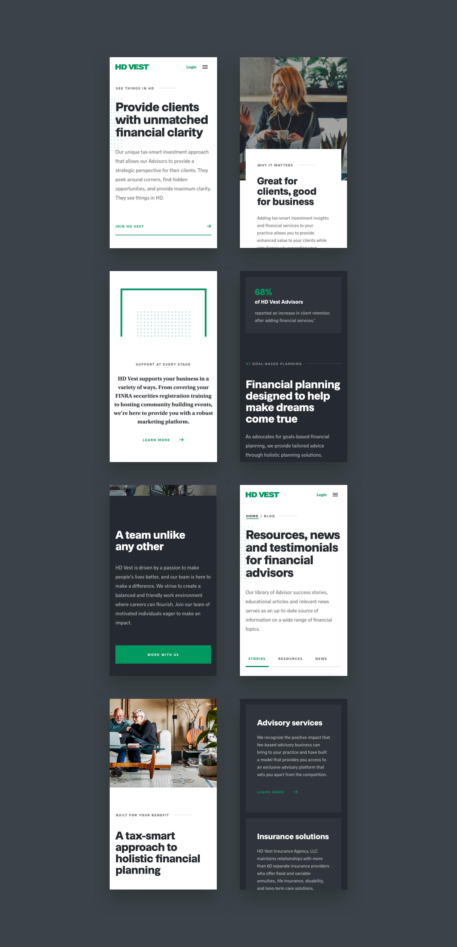 Hdv Mobile Screens Mobile Web Design Trends Mobile Web Design Mobile Website Design