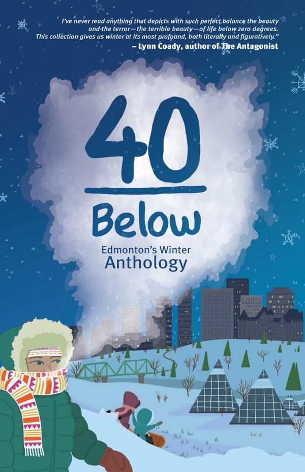 The 40 Below Project, with Jennifer Quist BVHFrlMCEAAPY_W