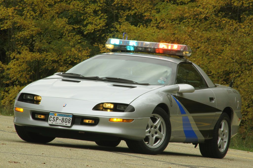 1997 camaro b4c police package colorado state patrol