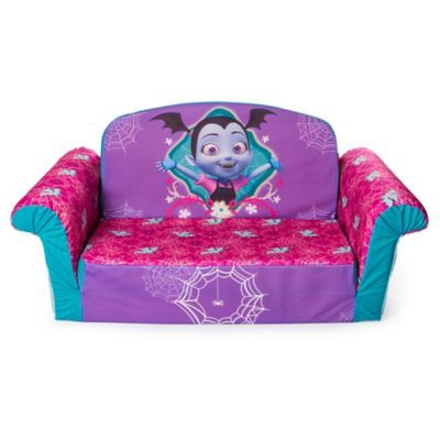 Pleasant Marshmallow Disney Vampirina Flip Open Sofa Multi Products Home Interior And Landscaping Palasignezvosmurscom