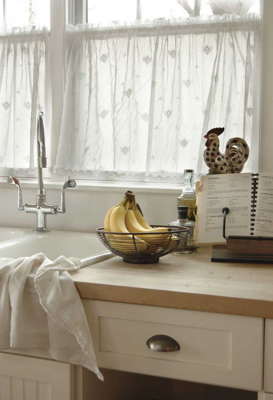 Kitchen window curtain  Mert lehet szép is  house renovations  Pinterest  Bathroom window