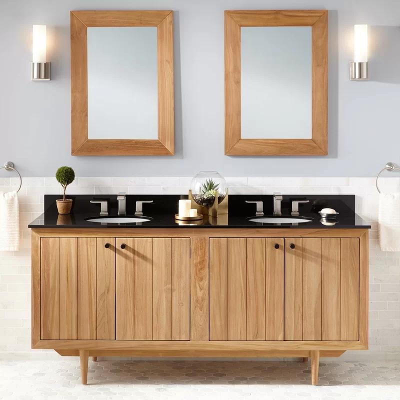 Osa 73 Double Bathroom Vanity Set In