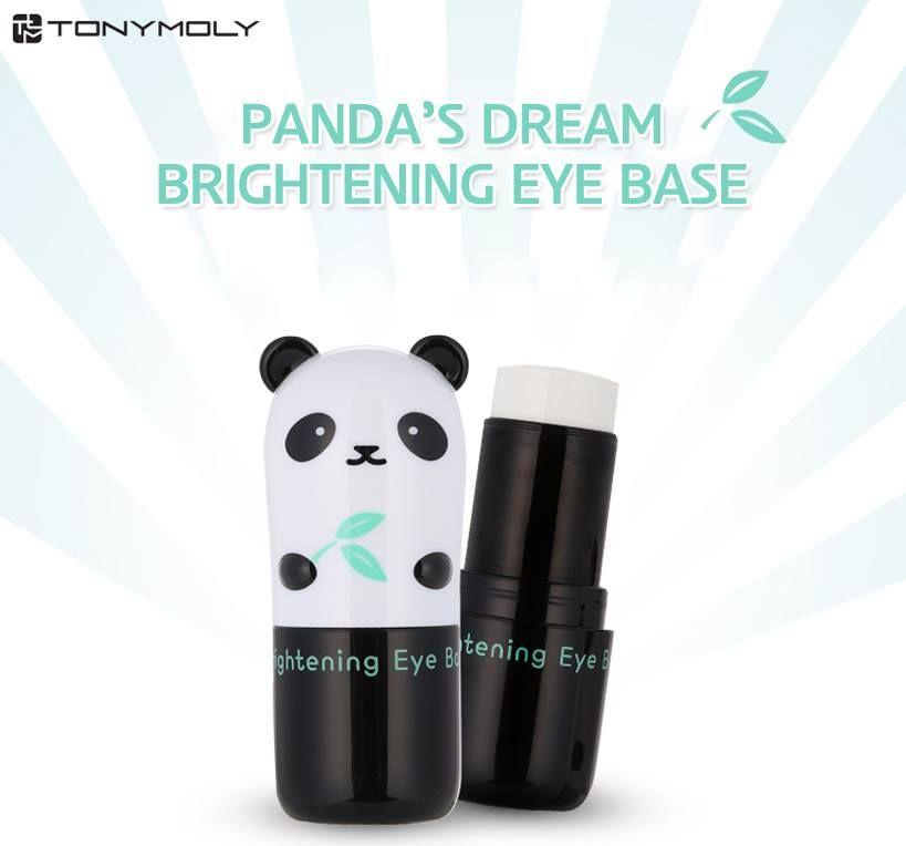Tonymoly Panda dream brigtening eye base : aclarador de ojeras