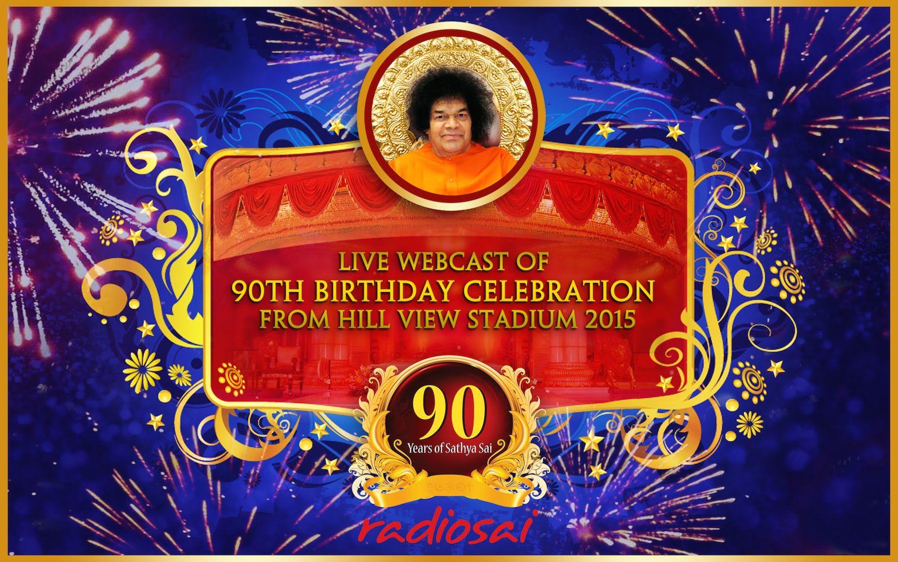90th Birthday Celebrations Morning Hill View Stadium