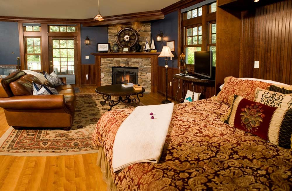 Thomson house in Duluth bed & breakfast Bed and