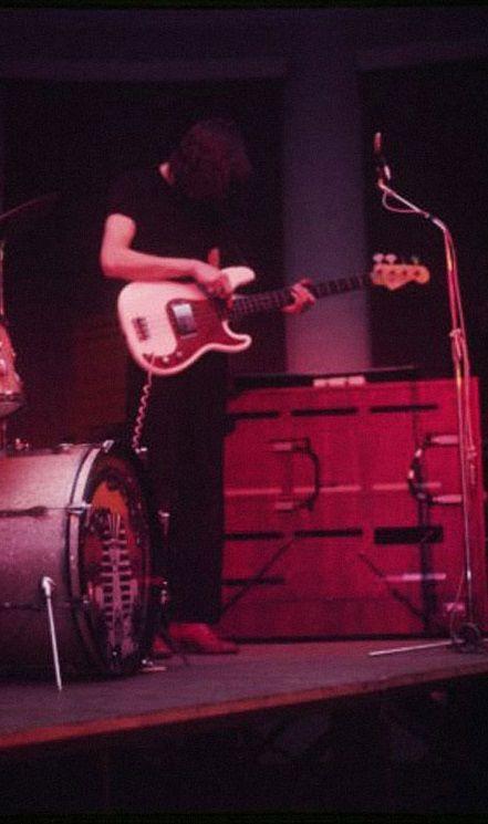 Roger Waters - Leeds University (February 1970)