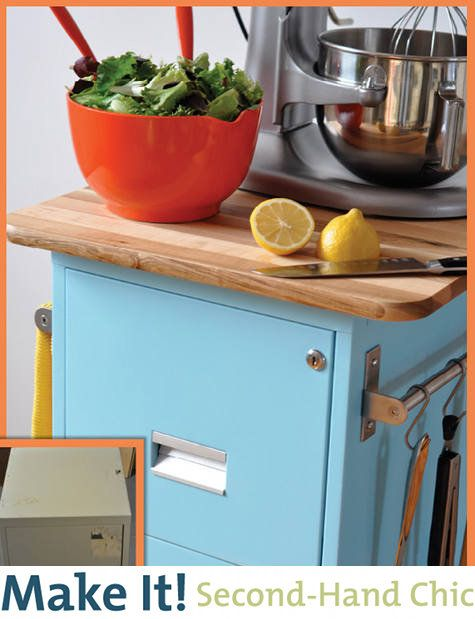 Diy Kitchen Cart Nancy Aarant This Is What I Want To Try To Make