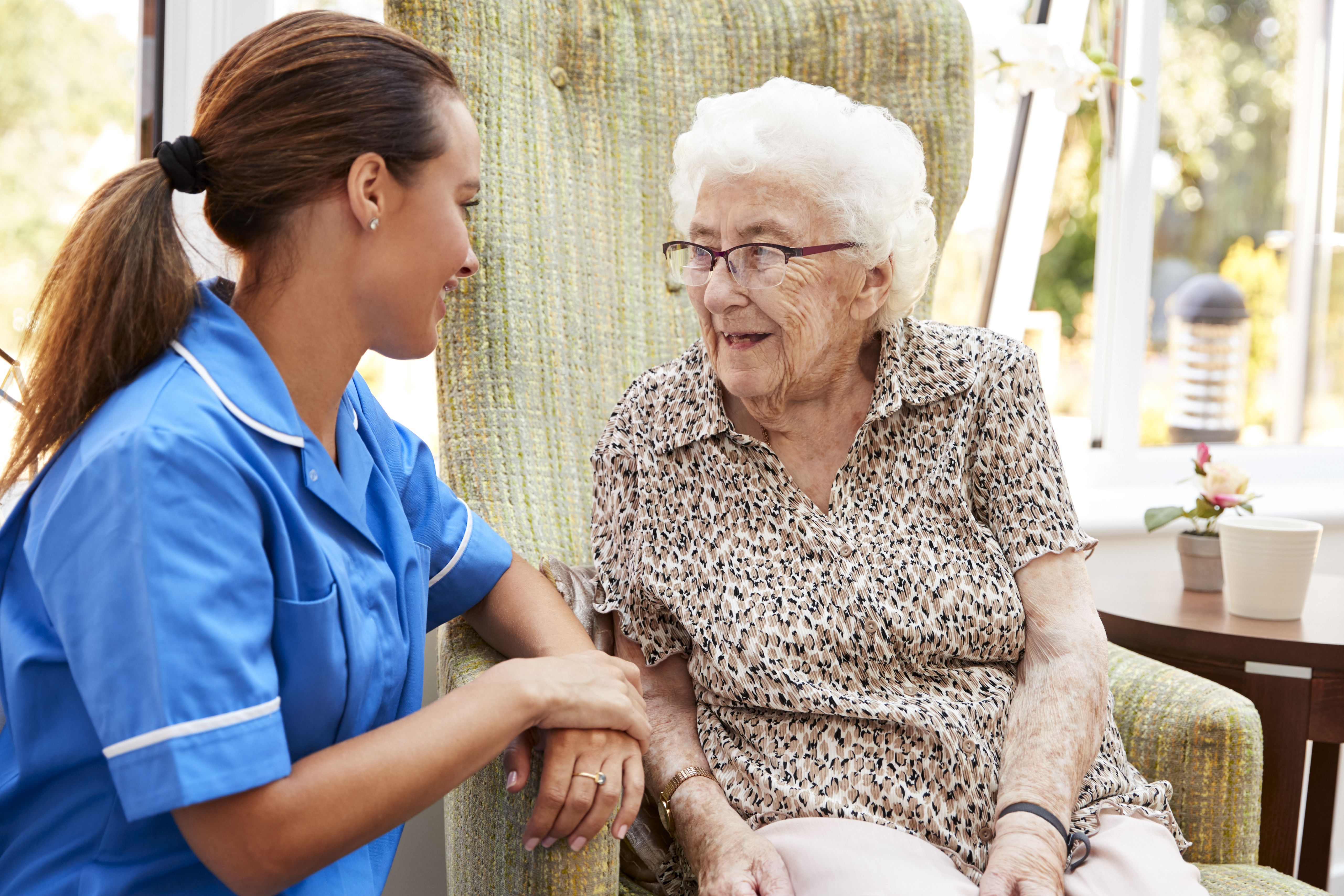 Find Best Assisted Living For Elders In Chennai Care Agency Home Care Agency Senior Home Care