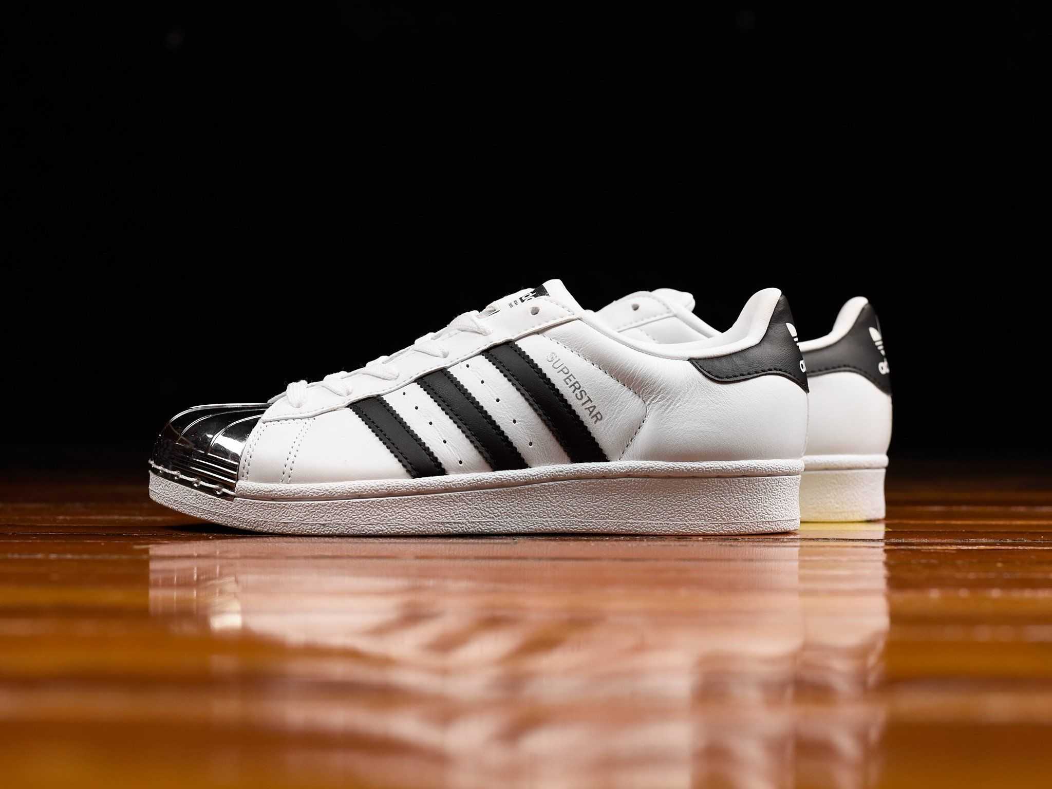 free shipping 11f79 e04f9 Women s Adidas Superstar 80 s Metal Toe  BB5114    Sneakers   Adidas, Adidas  shoes, Sneakers