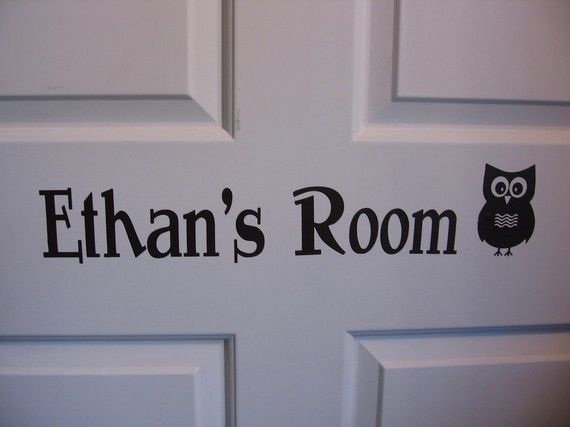 use this to coordinate with the beds we re making name on wall decals id=35871
