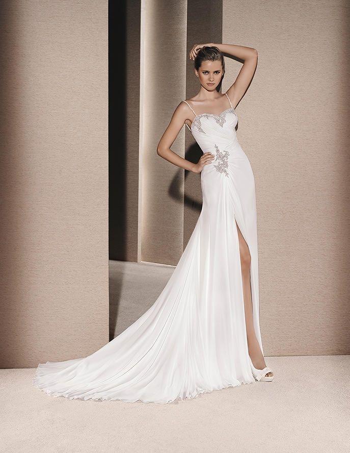 vestidos de novias - 12 trajes especiales y únicos   falda novia