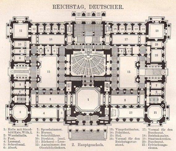 Reichstag Chateau Casas Marquise