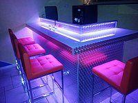 Foto\'s van en informatie over bar verlichting met led strips ...