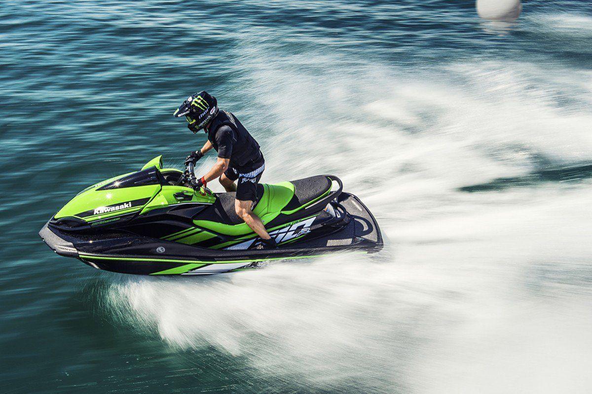 Kawasaki Jet Ski Sx R Is The Latest Water Toy My Water Crafts
