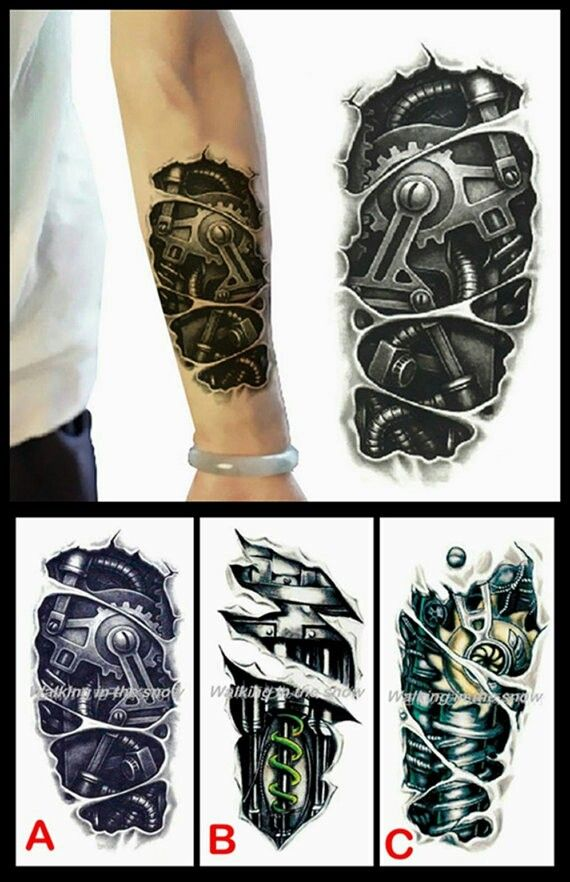 Pin by Kevin on Sleeve tattoos | Tattoos, Arm Tattoo ...