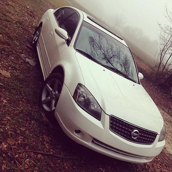Altimas In The Mist. #Nissan #Altima : @zack_aryd