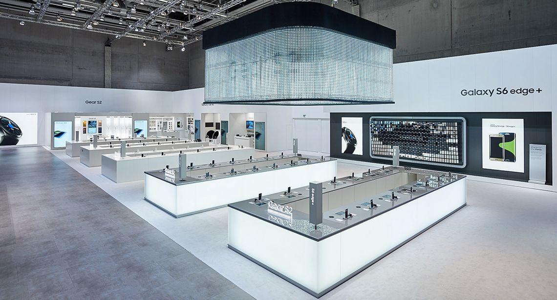 Samsung Electronics Ifa 2015 Berlin Environment Design