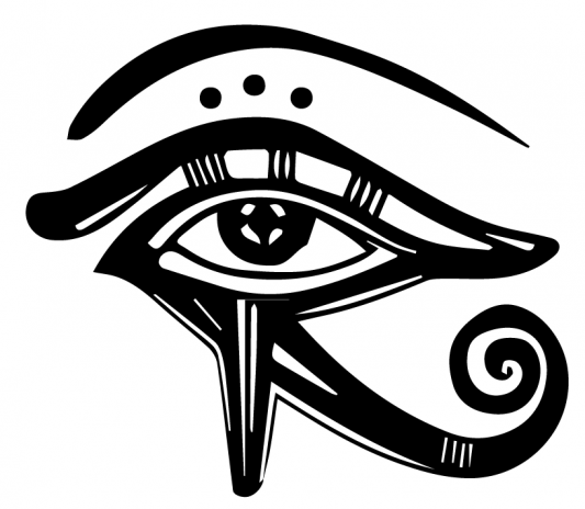 The Eye Of Horus The Egyptian Eye And Its Meaning Mythologian Net Egyptian Tattoo Eye Of Horus Egyptian Eye